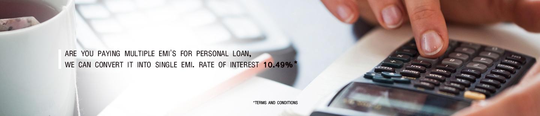 personal loan bangalore salaried